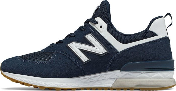 online store eaa88 f2967 New Balance 574 Sports vintage indigo/white (men) (MS574FCN) from £ 73.17