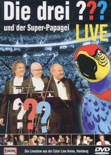 Die drei ??? und der Super-Papagei -- via Amazon Partnerprogramm