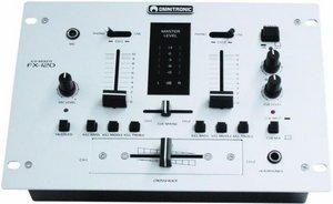 Omnitronic FX-120 Silver Edition