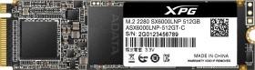 ADATA XPG SX6000 Lite 512GB, M.2 (ASX6000LNP-512GT-C)