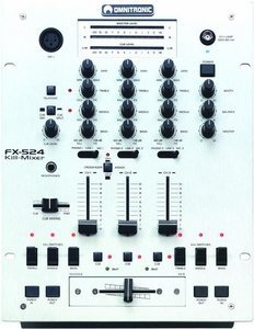 Omnitronic FX-524 EL Edition