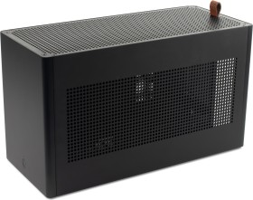 Louqe Ghost S1 MK III, Ash, grau, Mini-ITX (LQ-GHS103-CA-0AS)