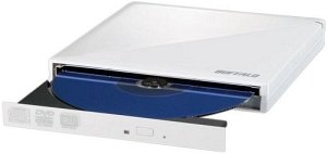 Buffalo DVSM-PN58U2VW weiß, USB 2.0