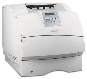 Lexmark T634dtn, B&W-laser (10G1640)