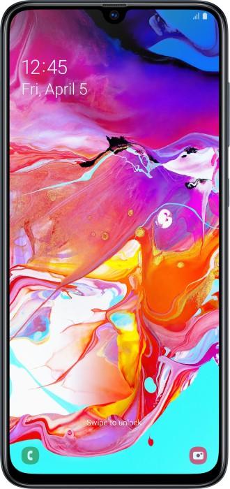 Samsung Galaxy A70 Duos A705F/DS schwarz
