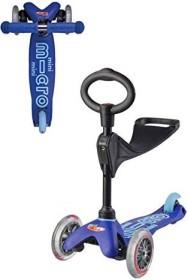 Micro mini Micro 3in1 Deluxe Kickboard blue (MMD014)