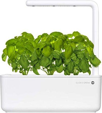 Bild Emsa Smart Garden 3 Click & Grow Indoor Pflanzkasten weiß