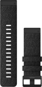 Garmin Ersatzarmband QuickFit 26 Nylon schwarzmeliert (010-12864-07)