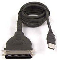 Belkin adapter cable parallel port (IEEE1284) to USB (F5U002vea)