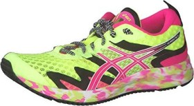 Asics Gel-Noosa Tri 12 safety yellow/pink glo (Damen) (1012A578-751)