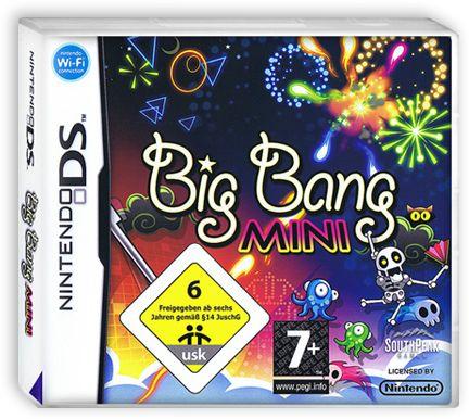 Big Bang Mini (englisch) (DS)