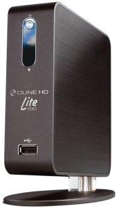 HDI Dune HD Lite 53D 500GB, WLAN/LAN