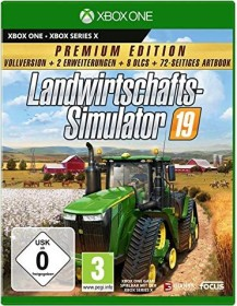 Landwirtschafts-Simulator 2019 - Premium Edition (Xbox One)