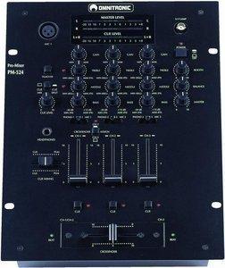 Omnitronic PM-524 Pro