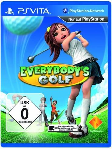 Everybody's Golf (German) (PSVita) -- via Amazon Partnerprogramm