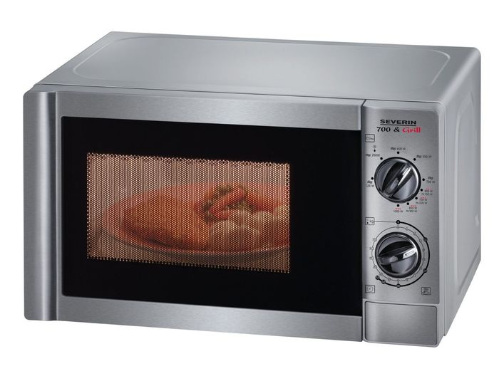Severin MW9719 microwave with grill