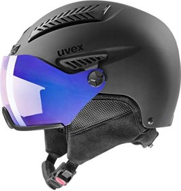 UVEX Hlmt 600 Visor V schwarz mat