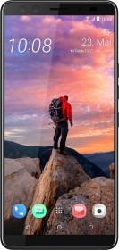 HTC U12+ Single-SIM blau/transparent
