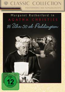 Agatha Christie - 16:50 ab Paddington