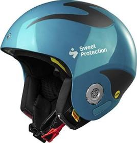 Sweet Protection Volata MIPS Helm gloss aquamarine metallic (840064-GSAMC)