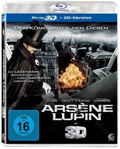 Arsene Lupin (3D) (Blu-ray)