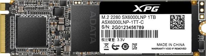 ADATA XPG SX6000 Lite 1TB, M.2 (ASX6000LNP-1TT-C)