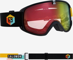Salomon Trigger photo safran (Junior) (408475)