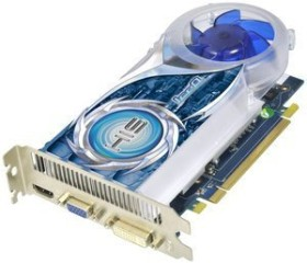 HIS Radeon HD 4670 IceQ, 1GB DDR3, VGA, DVI, HDMI (H467QS1GH)
