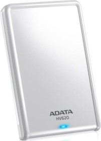 ADATA HV620 weiß 500GB, USB 3.0 Micro-B (AHV620-500GU3-CWH)