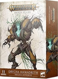 Games Workshop Warhammer Age of Sigmar - Sylvaneth - Broken Realms: Drycha Hamadreth - Drychas Hain des Hasses (99120204029)