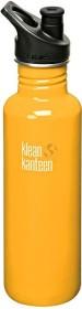 Klean Kanteen Classic Golden Poppy 800ml Trinkflasche