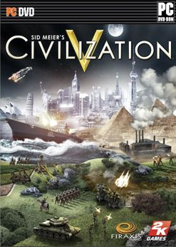 Sid Meier's Civilization V (German) (PC)
