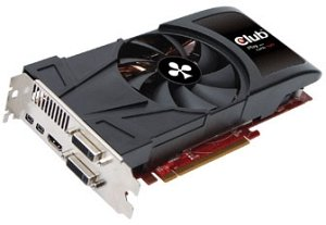 Club 3D Radeon HD 6870 Club 3D Edition, 1GB GDDR5, 2x DVI, HDMI, 2x Mini DisplayPort (CGAX-68724F)