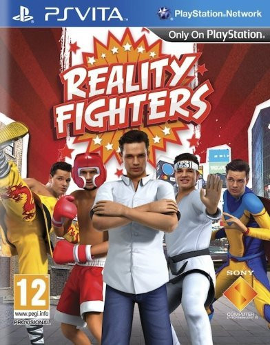 Reality Fighters (German) (PSVita) -- via Amazon Partnerprogramm