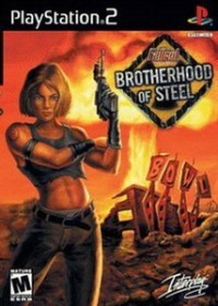 Fallout: Brotherhood of Steel (PS2)