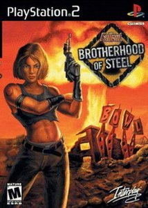 Fallout: Brotherhood of Steel (German) (PS2)