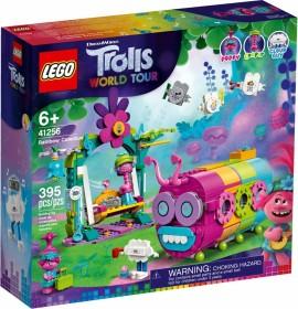 LEGO Trolls World Tour - Regenbogen-Raupenbus (41256)