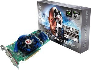Palit GeForce 8800 GT Super+, 1GB DDR3, 2x DVI, TV-out, PCIe 2.0 (XNE/8800TXT302)