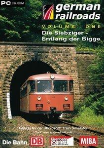 Microsoft Train Simulator - German Railroads Volume 1 (Add-on) (German) (PC)