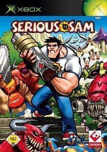 Serious Sam (niemiecki) (Xbox)