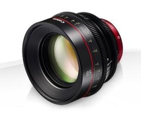 Canon CN-E 85mm T1.3 L F black