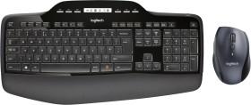 Logitech Wireless Desktop MK710 Laser, USB, PL (920-002440)