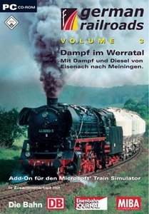 Microsoft Train Simulator - German Railroads Volume 3 (Add-on) (deutsch) (PC)