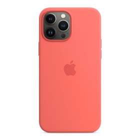 Apple iPhone 13 Pro Max Silicone Case with MagSafe Pink Pomelo (MM2N3ZM/A)