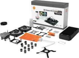 EK Water Blocks Classic Line EK-Classic Kit P240 D-RGB, Black Nickel Edition (3831109834527)