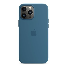 Apple iPhone 13 Pro Max Silicone Case with MagSafe Blue Jay (MM2Q3ZM/A)