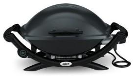 Weber Q-2400 dark grey (55020079)