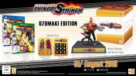 Naruto to Boruto: Shinobi Striker - Uzumaki Edition (PS4)