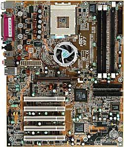 ABIT NF7-S, nForce2 [dual PC-3200 DDR]
