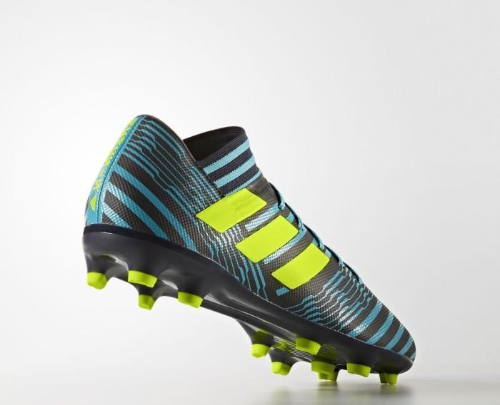Adidas Nemeziz 17.3 FG legend ink solar energy Blau (Herren